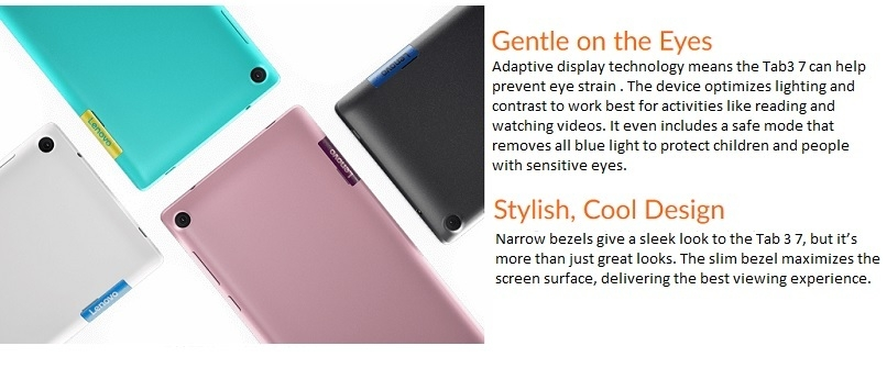 Lenovo Tab 3 7 Intel Quad Core