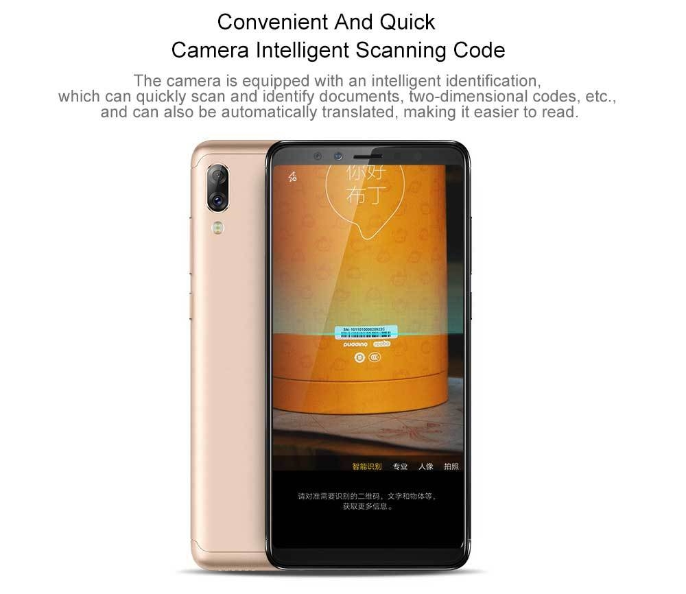 Lenovo K5 Pro 4G Phablet 5.99 inch Android 8.1 / ZUI Snapdragon 636 Octa Core 1.8GHz 6GB RAM 64GB ROM 16.0MP + 5.0MP Front Camera Fingerprint Sensor 4050mAh Built-in