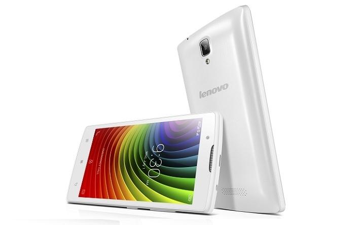 Lenovo A2010 Compact size in Nigeria