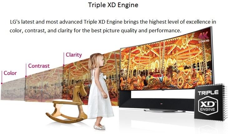 LG 105UC9T 105 Inch Ultra HD 3D Smart 4K TV