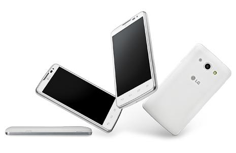 01 lg mobile L60 dual feature Slim Design