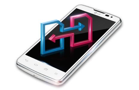 06 lg mobile L60 dual feature Dual SIM image