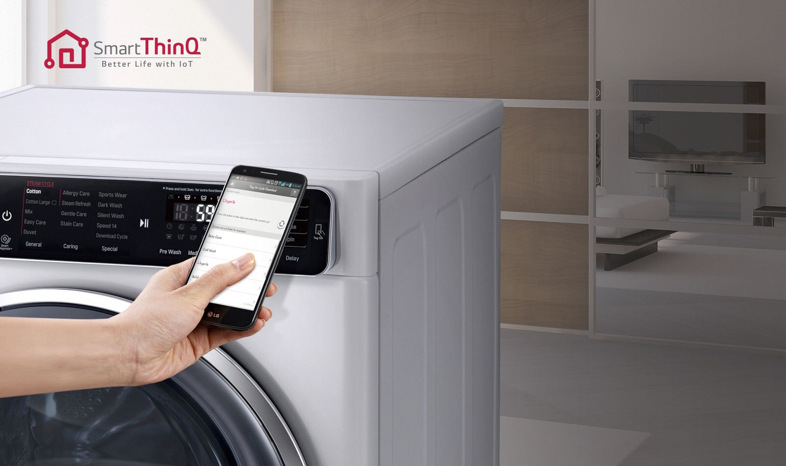 SMART CONVENIENCE WITH NFC