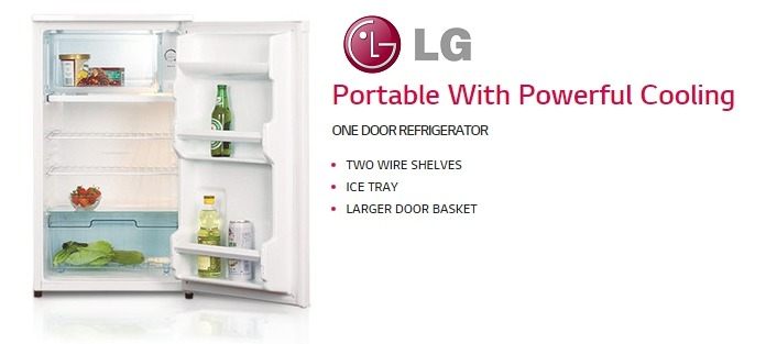 buy LG Refrigerator at jumia