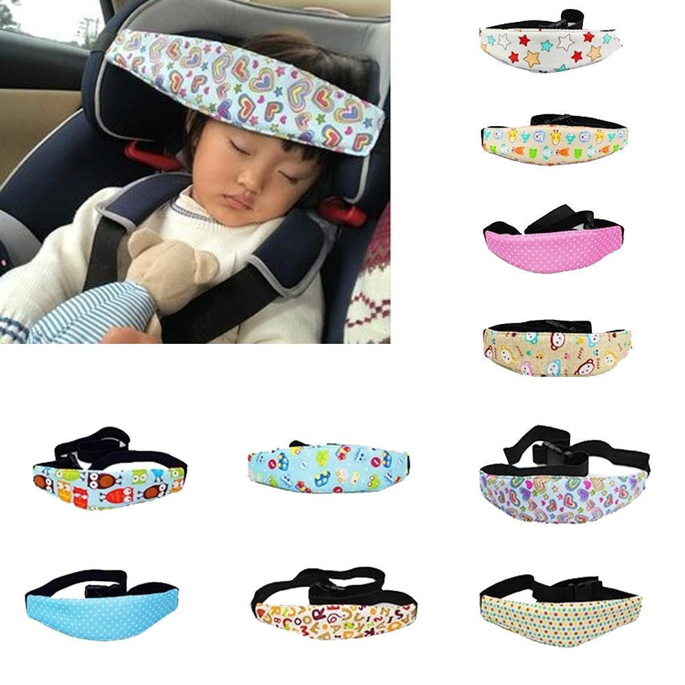 cd021676d34 Louis Will Toddler Car Seat Head Support And Neck Relief Baby Sleep  Positioner