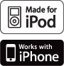 made for iPod, iPhone