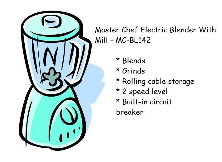 Kitchen Chef Mix Master Reviews