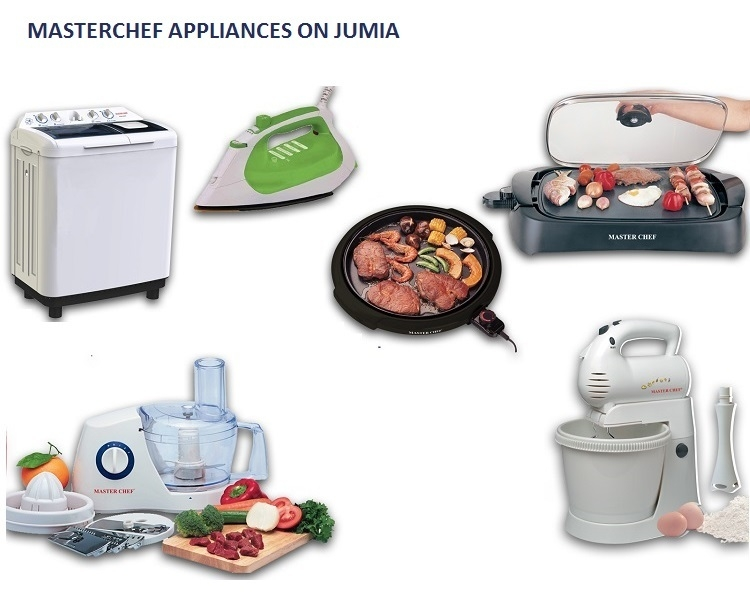 master chef appliances in nigeria affordable on jumia