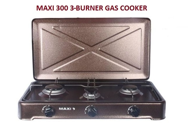 LG maxi 300 3 burner gas cooker best price nigeria jumia manual ignition