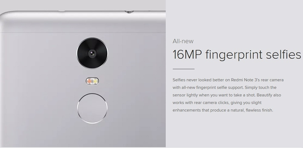 Mi Note 3 16mp camera on Jumia at the best price