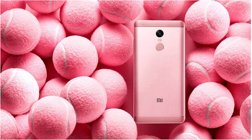 Xiaomi Redmi Note 4X 4G Phablet 5.5 inch Android 6.0 Snapdragon 625 Octa Core 2.0GHz 3GB RAM 32GB ROM Fingerprint Sensor Dual WiFi 4100mAh Battery