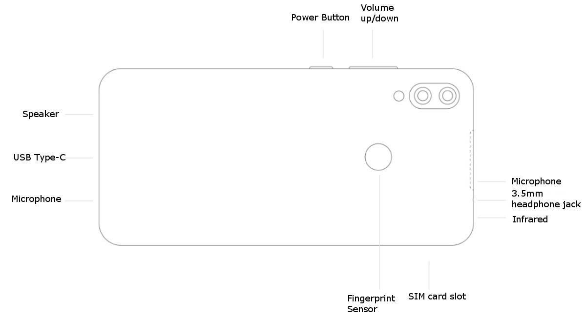 Xiaomi Redmi Note 7 4G Phablet 6.3 inch MIUI 10 ( Android 9.0 Pie ) Qualcomm Snapdragon 660 Octa Core 2.2GHz 3GB RAM 32GB ROM 48.0MP + 5.0MP Rear Camera Fingerprint Sensor 3900mAh Built-in