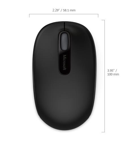 Buy Microsoft Wireless Mouse on Jumia