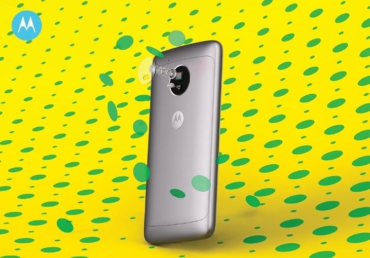Motorola G5 13MP + 5MP