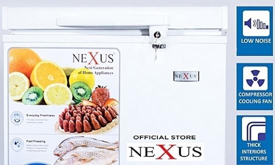 affordable nexus-NX-150-H refrigerator online in nigeria