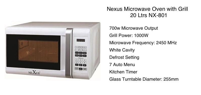 Nexus Microwave NX-801