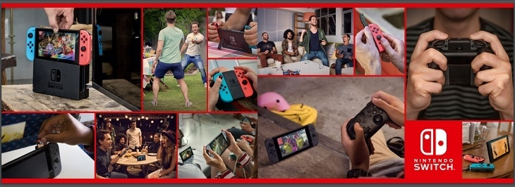 nintendo switch for game enthusisats