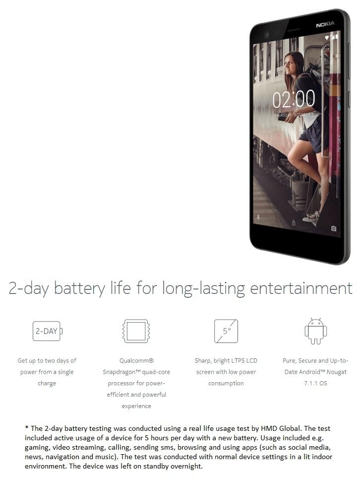 nokia 2 smartphone on jumia best price nigeria