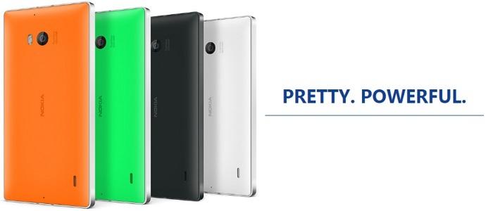 lumia 930 colours