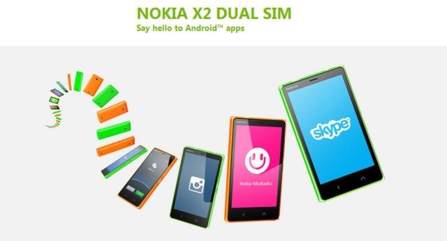 nokia x2 phone