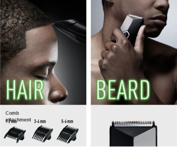 Panasonic GC30 Hair and Beard