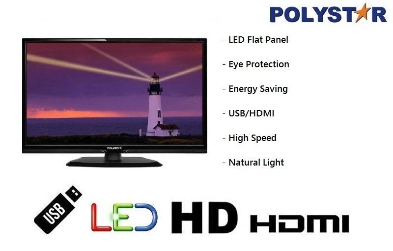 Polystar 20-Inch PV-LED20S1300 LED TV on Jumia