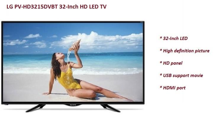 LG 32 INCH PV-HD3215DVBT ON JUMIA BEST PRICE NIGERIA