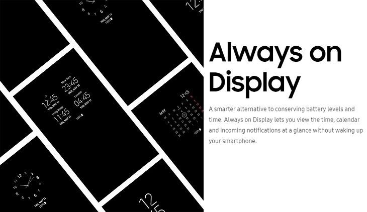 Samsung Galaxy J7 Pro 5.5-inch screen