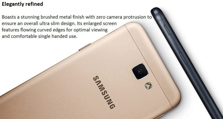 Samsung Galaxy J7 Prime on Jumia- stunning finish