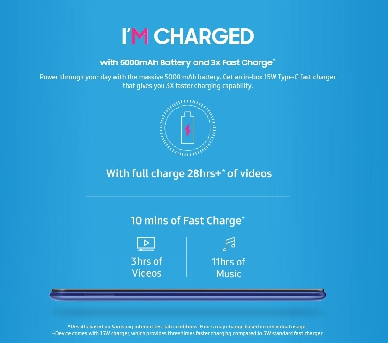 super fast charge android smartphone