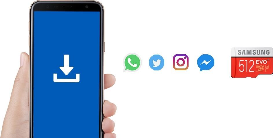Storage - Samsung Galaxy J4+