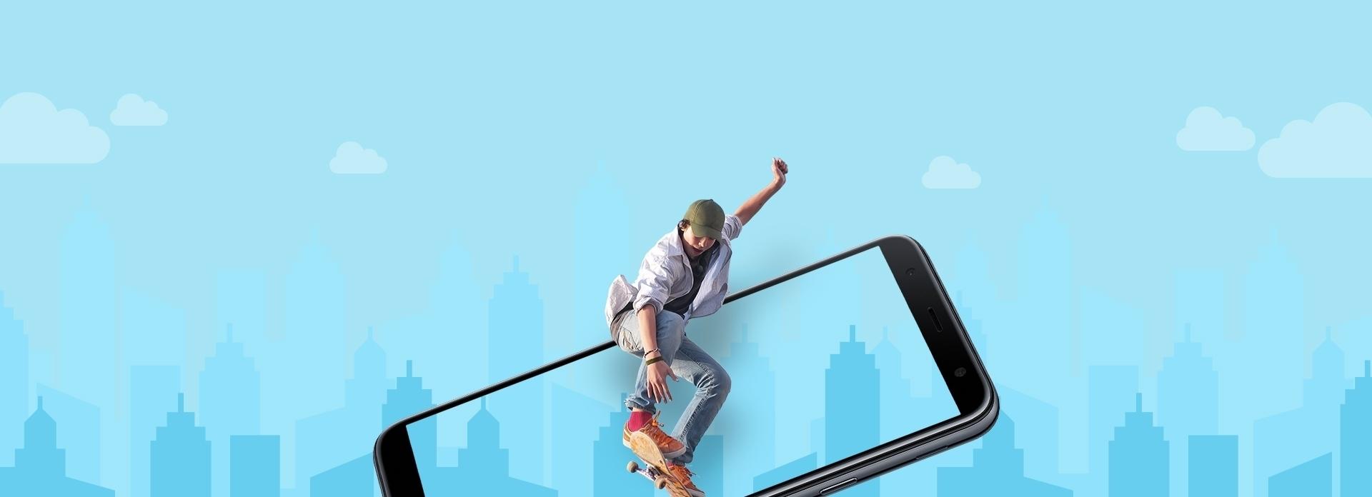 Performance - Samsung Galaxy J4+