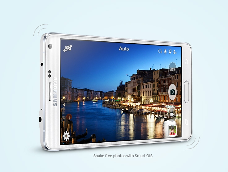 Galaxy Note 4 online