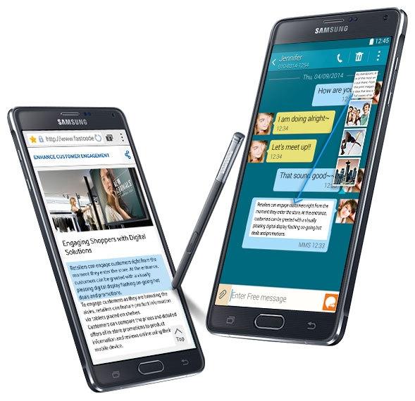 Samsung Galaxy Note 4 online