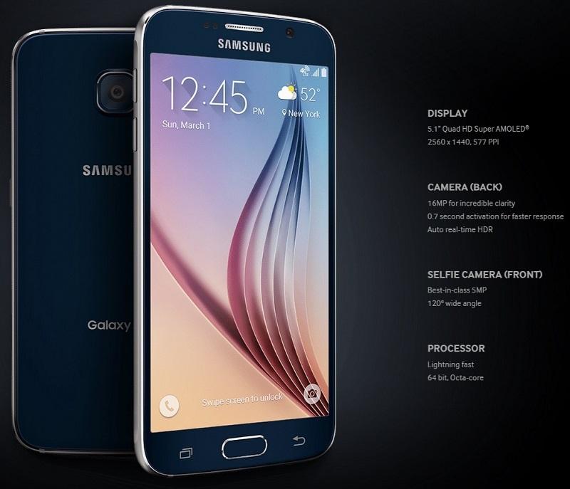 samsung galaxy s6 image 5