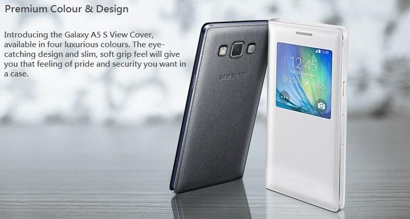 S View Cover for Galaxy A5 Jumia Nigeria 1