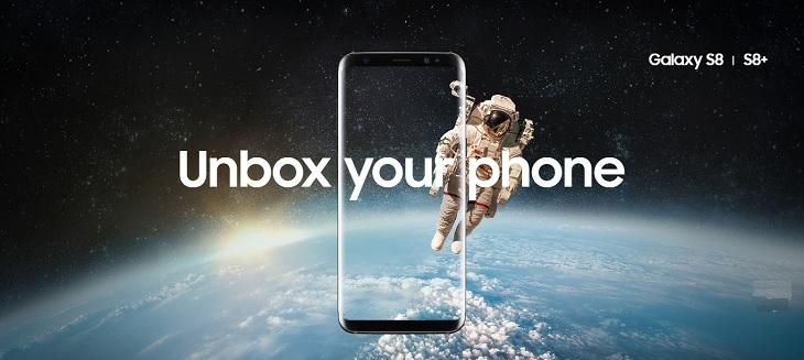 Samsung S8 S8+ on Jumia