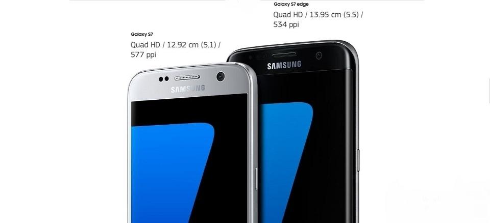 "Samsung S7 Edge- 5.5""Super AMOLED Screen,12MP+5MP Dual Pixels Camera,4G RAM+32GB ROM,3600mAh Battery black 4"