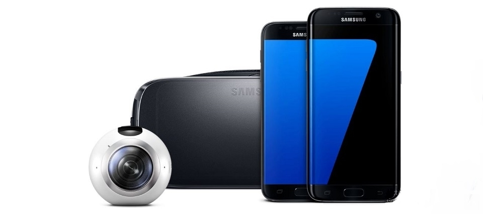 "Samsung S7 Edge- 5.5""Super AMOLED Screen,12MP+5MP Dual Pixels Camera,4G RAM+32GB ROM,3600mAh Battery black 2"