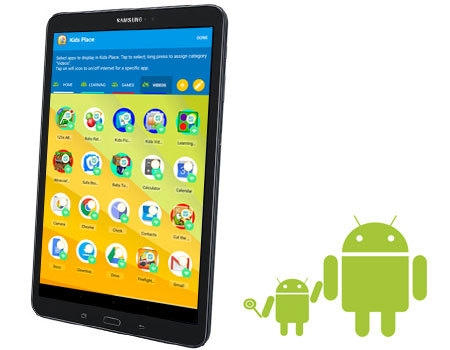 Samsung Galaxy Tab A 10.1 2016 with S-Pen Tablet