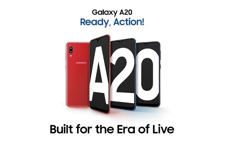 samsung galaxy a20 at best price in nigeria