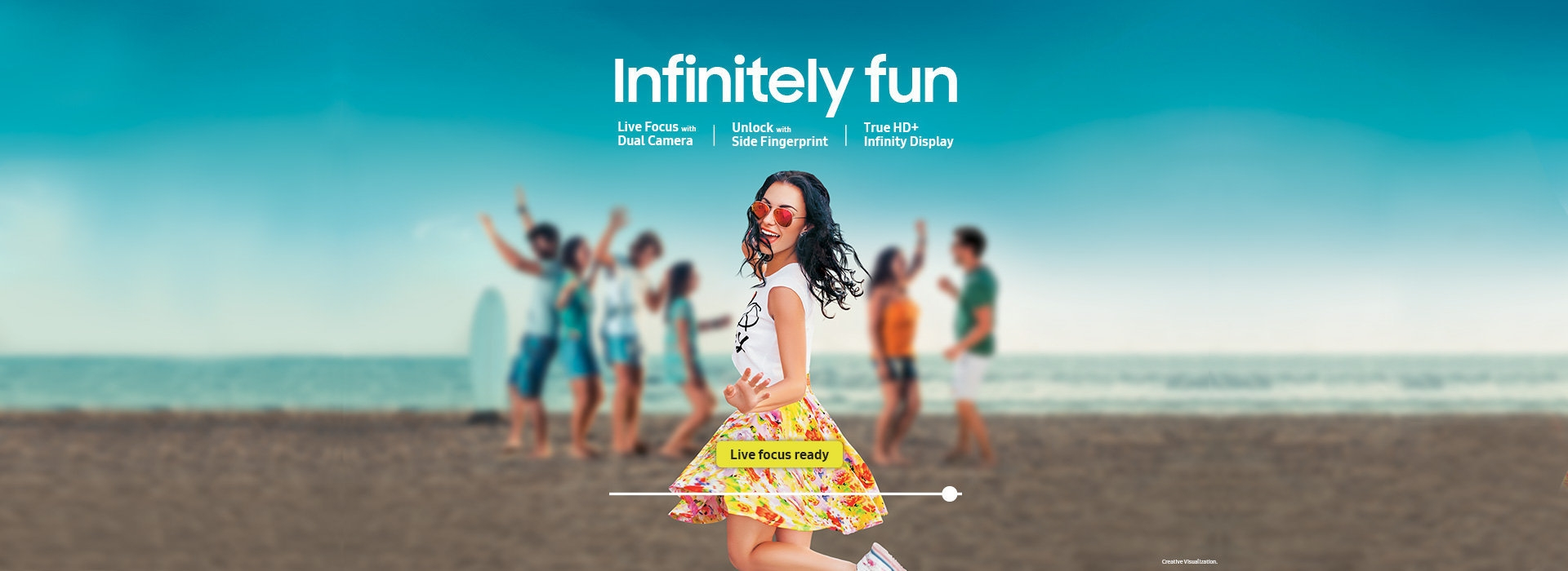 Infinitely Fun - Samsung Galaxy J6+