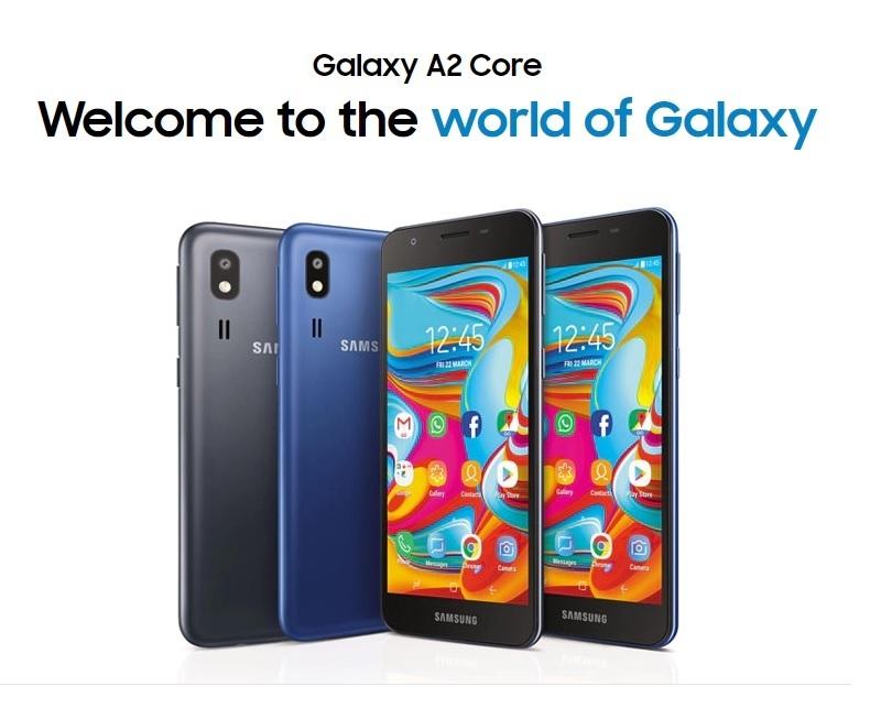 galaxy a2 core in nigeria cheap