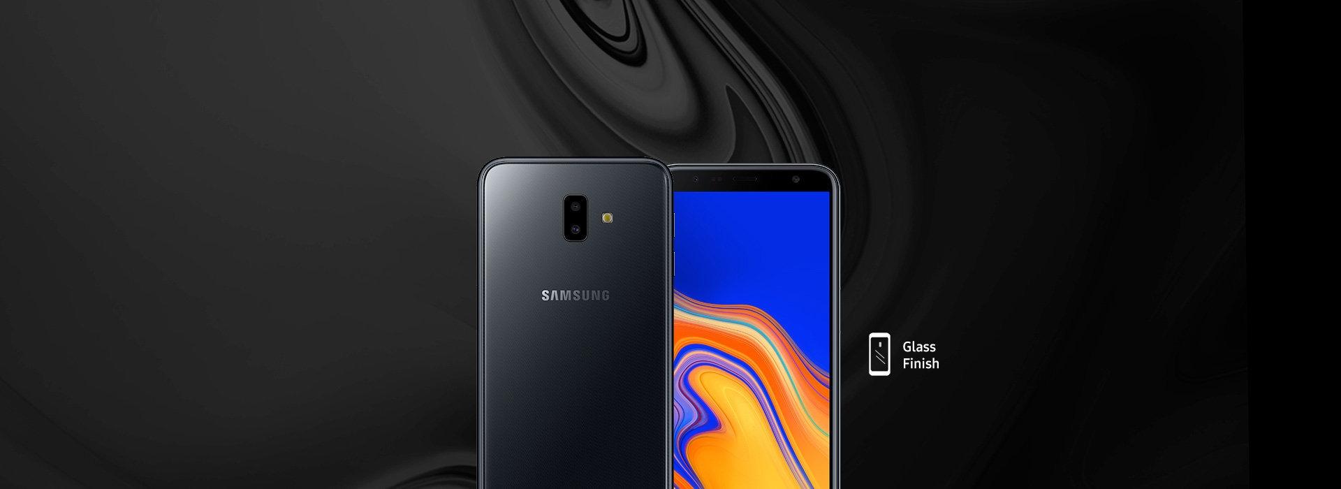 Stunnic Glass Finish - Samsung Galaxy J6+