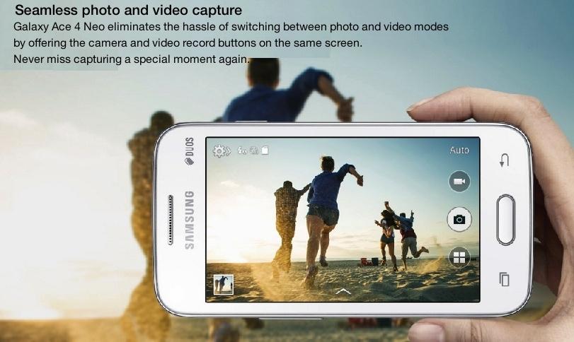 Samsung Galaxy Ace Neo 4