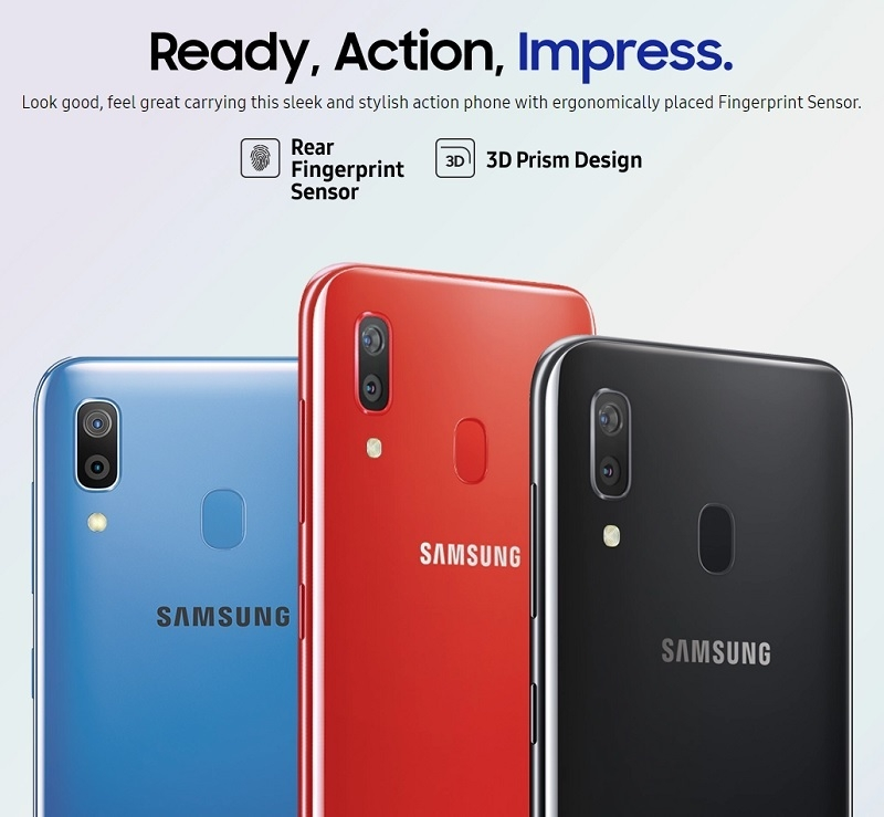 Samsung Galaxy A30 Price Specification And Where To Buy 4