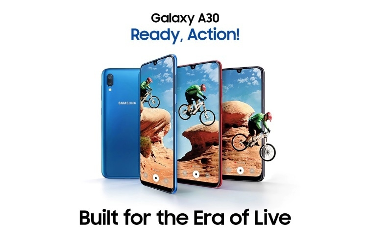 Samsung Galaxy A30 Price Specification And Where To Buy 1