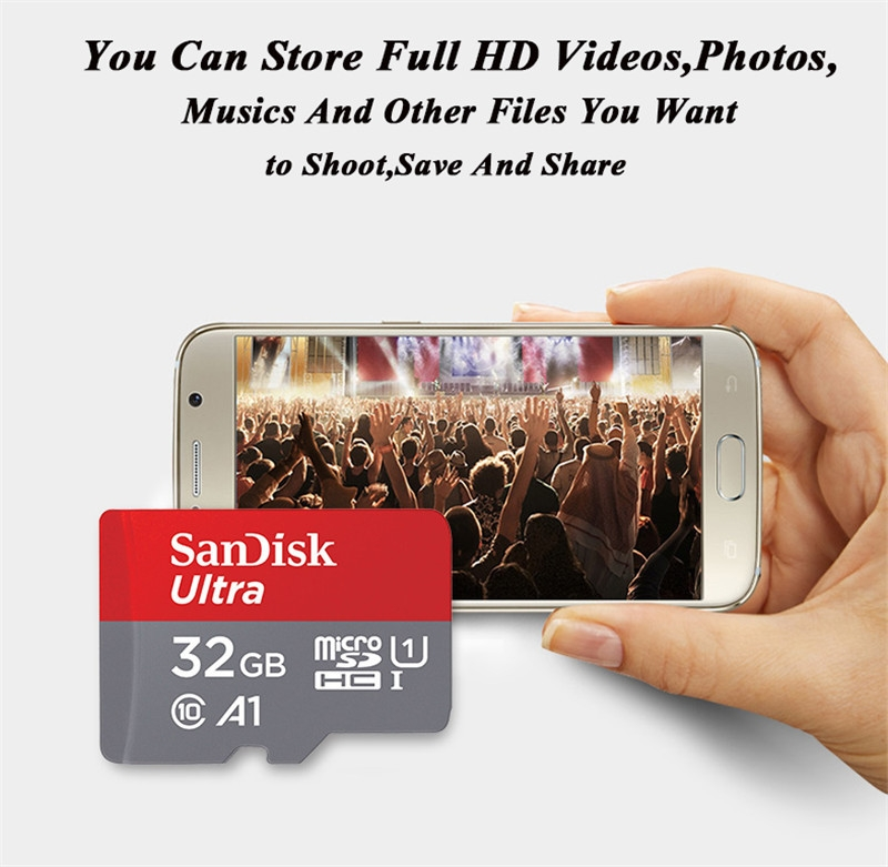 32 Gb Sandisk