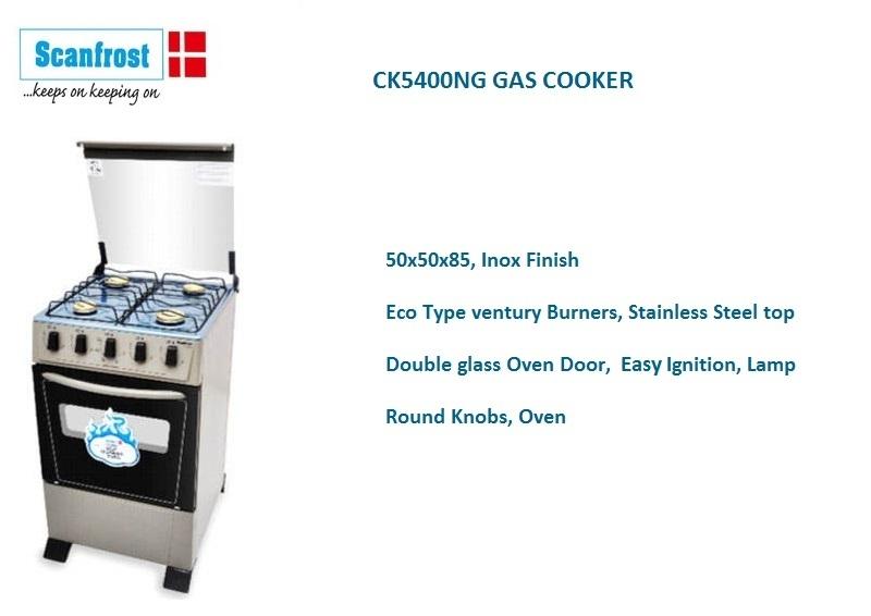 best 4 burner gas cooker in nigeria