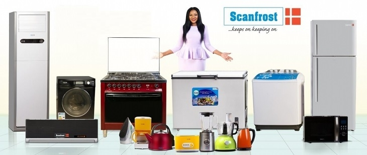 Scanfrost washing machines on Jumia at the best prices in Nigeria